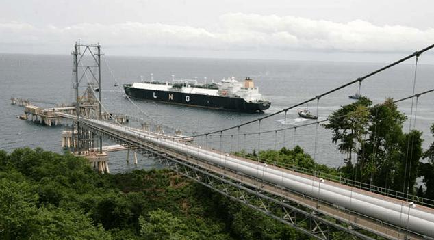 EG LNG Equatorial guinea lng