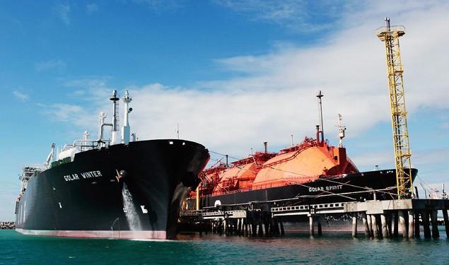 golar lng carrier tanker