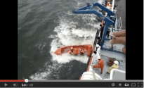 Idiots Launch Fast Rescue Craft [VIDEO]