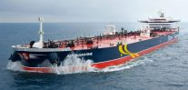 New Suezmax Tanker Quotes 10-15% Fuel Savings