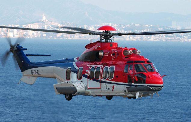A Eurocopter EC225