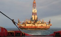 US Environmental Protection Agency Finds Arctic Drilling Rig Not In Compliance
