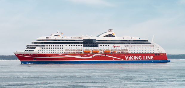 Viking Grace. Image via Viking Line