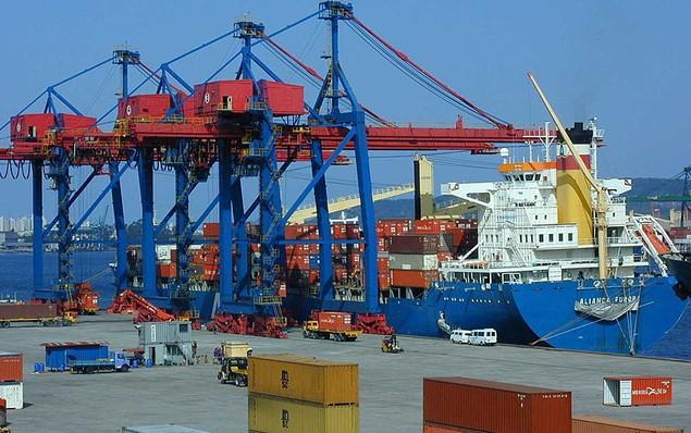 port of santos brazil