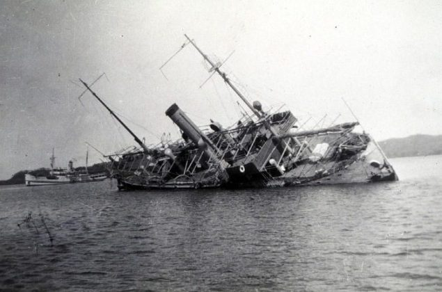 fathomer noaa aground