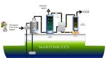 DNV Unveils Shipboard Carbon Capture System
