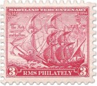Maritime Monday for March oops I mean February 25th, 2013: RMS Philately III