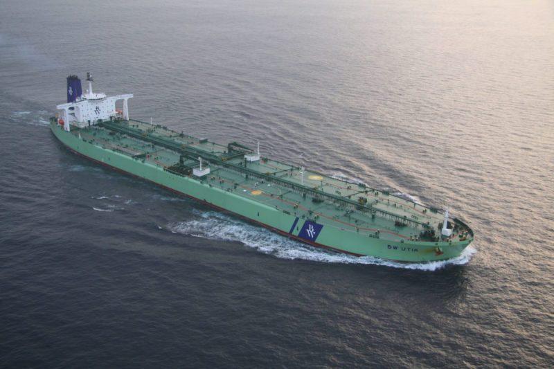 BW Utik vlcc supertanker tanker
