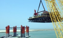 Opti-ex fpu offshore production facility construction rig
