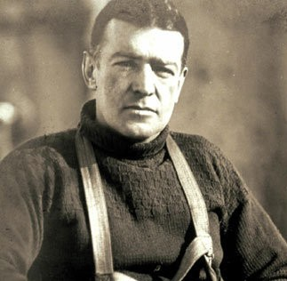 Sir Ernest Shackleton