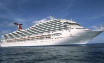 Carnival Cruise Ship Adrift Off Mexico After Engine Room Fire