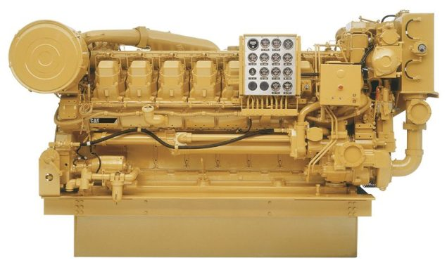 Cat 3516 (HD) caterpillar engine