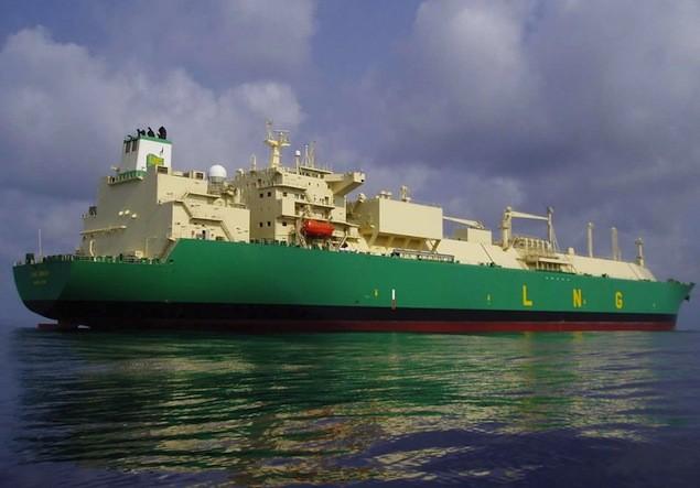 nigeria lng edo ship