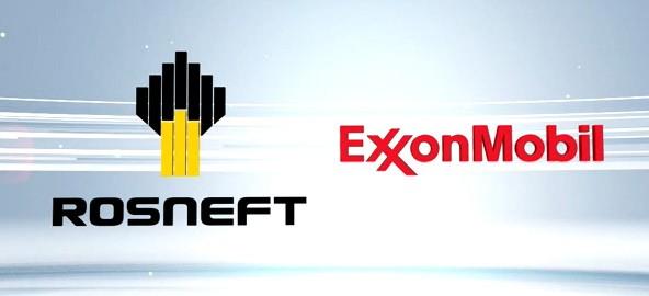 exxonmobil rosneft