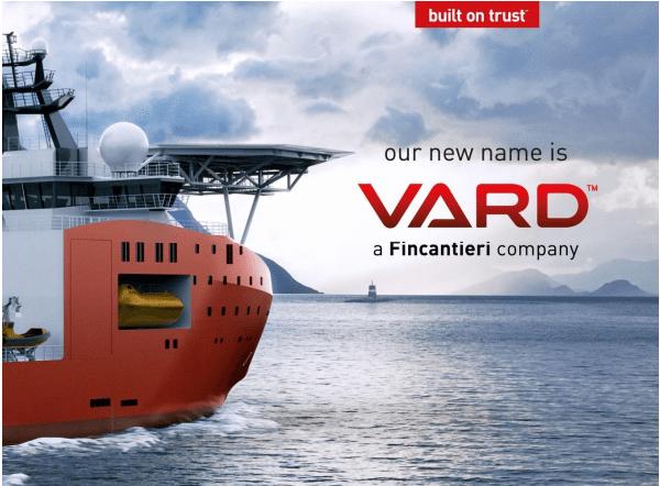 STX OSV's new brand, VARD.