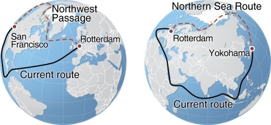 northern-sea-route-and-the-northwest-passage-compared-with-currently-used-shipping-routes_1336