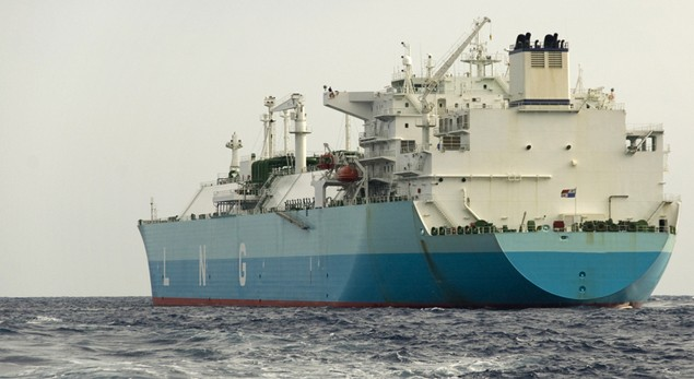 lng carrier ship liquefied natural gas lngc shipping
