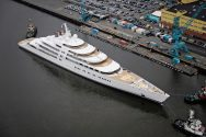Move Over Eclipse, There's A New World's Largest Superyacht in Town