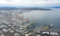 Port of Seattle, image (c) Stefan Wolczko