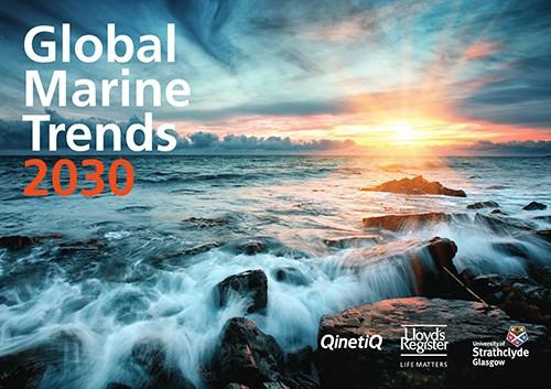 global marine trends 2030 lloyd's register