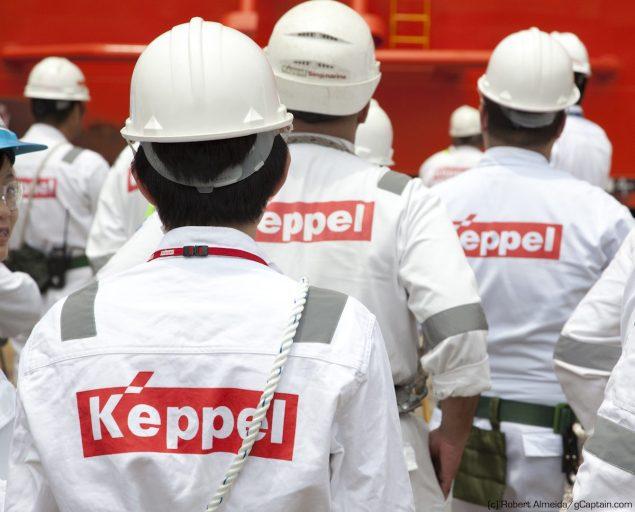 keppel corporation