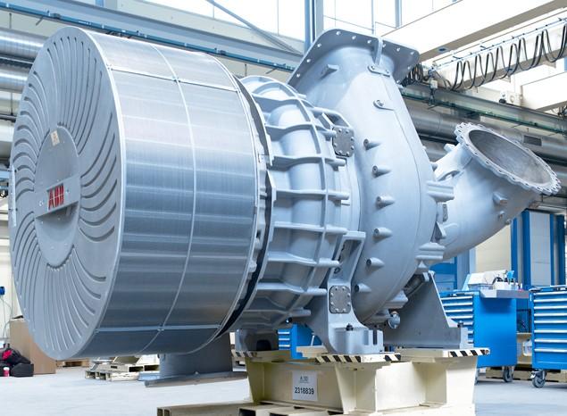 A200-L (A185_1206_102) abb turbocharger