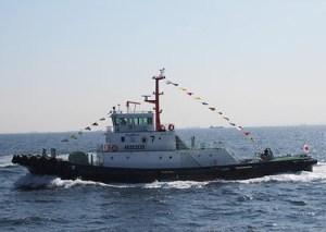 Tsubasa tugboat nyk line