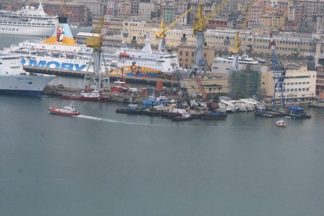 Photo: Italian Coast Guard