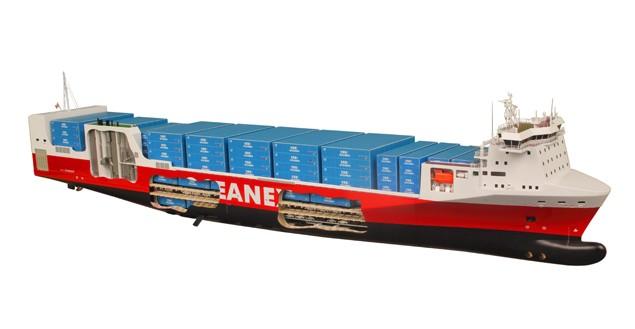 Flensburger Schiffbau-Gesellschaft Oceanex Connaigra