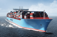 Hyundai to Build World's Largest Container Ships for CSCL
