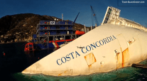 WATCH: Costa Concordia Shipwreck Like You've Never Seen Before