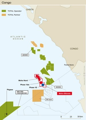 total congo moho nord offshore