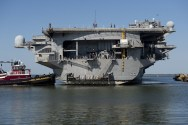 $745 Million to 'Inactivate' USS Enterprise