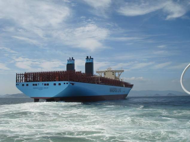 Image credit: Maersk Line