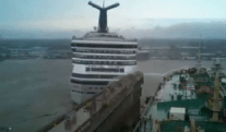 Carnival Sues Over Triumph's Mooring Break – Report