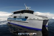 Interesting Ship – Incat Crowther's Great Barrier Reef Patrol Vessel