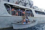 Offshore Patrol Vessel Samudura sri lanka