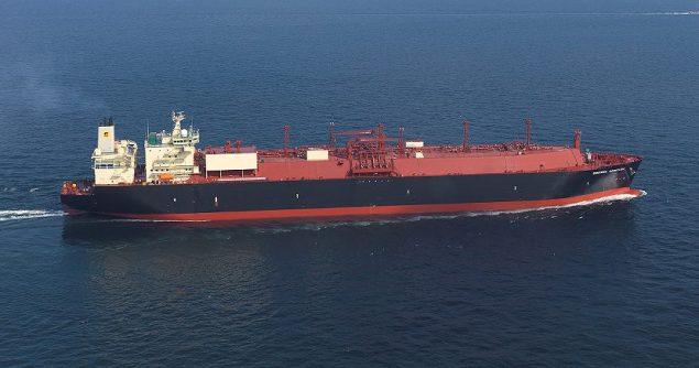 Sonangol Sambizanga lng carrier