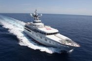 WATCH: Researchers 'Spoof' Superyacht Off Course