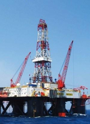 Chengxi Shipyard (Guangzhou) drilling rig