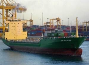 MV Albedo file photo courtesy EU NAVFOR