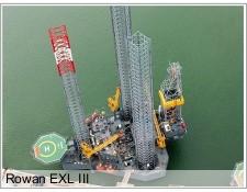 Rowan EXL III jack-up rig