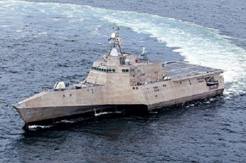 lcs littoral combat ship austal