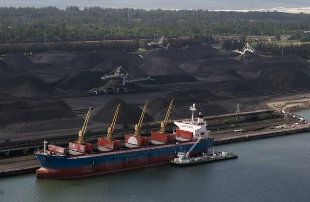 richards bay coal terminal bulk carrier dry bulk