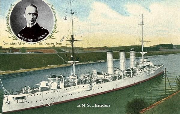SMS Emden (1908)