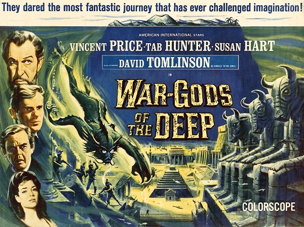 War-Gods of the Deep (American International, 1965)