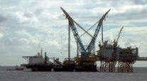 SPOTD: Saipem 7000 Lands Accommodation Block Atop Ekofisk Z