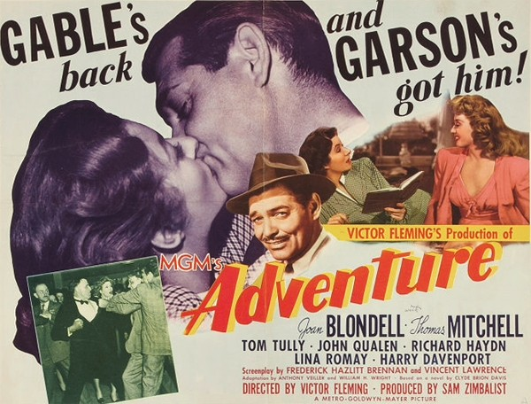 Adventure (MGM, 1945)