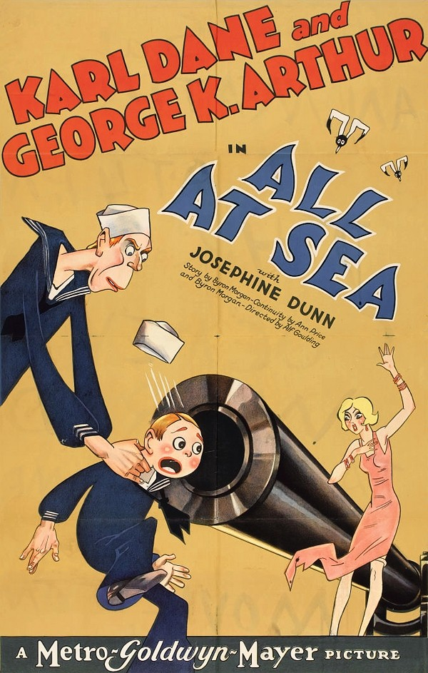 All at Sea (MGM, 1929)