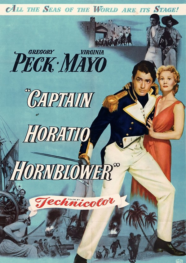 Captain Horatio Hornblower (Warner Brothers, 1951)